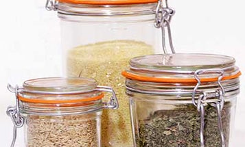 French Canning Jars