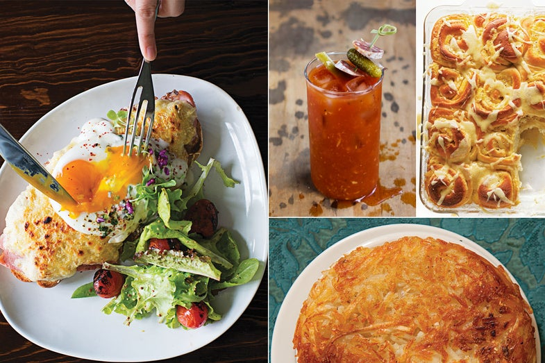 Menu: A New Year's Day Brunch