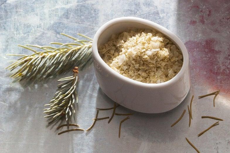 Spruce Salt, DIY Pantry