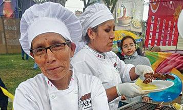 Peru's Street Heroes