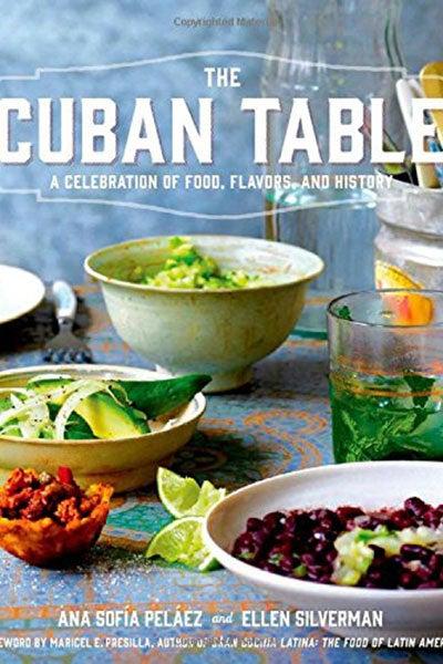 The Cuban Table Cookbook