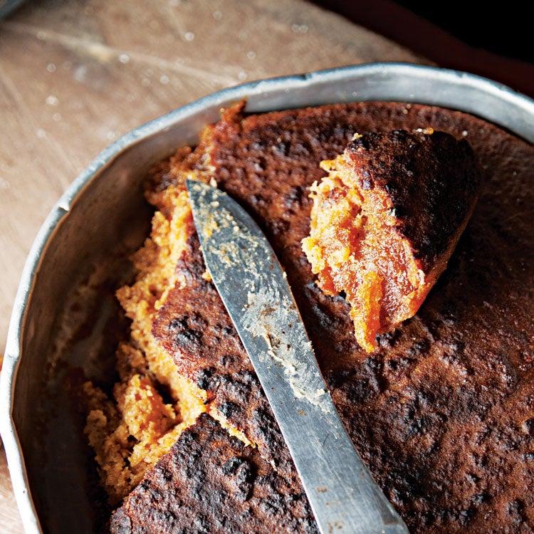 Pumpkin Bread (Fein Tau Weiyema)