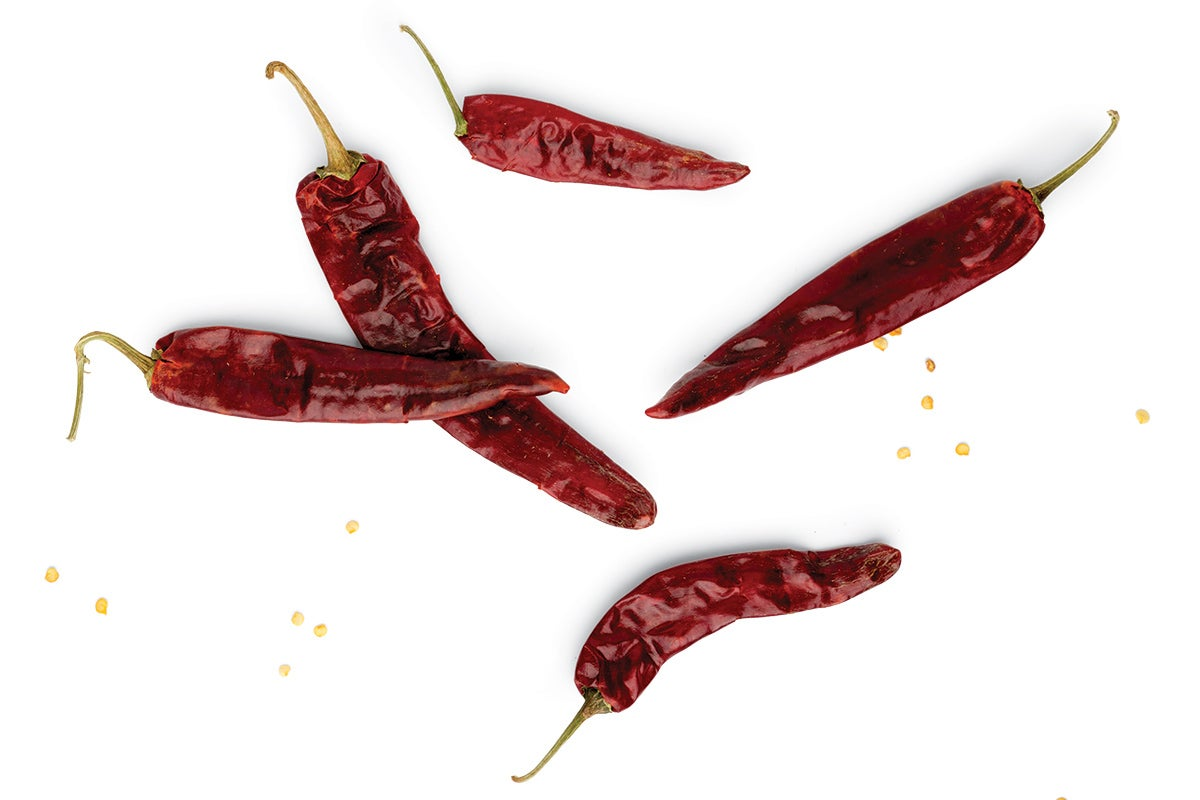 4 Types of Indian Chiles