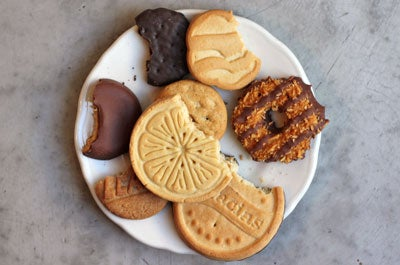 Girl Scout Cookies: The Taste Test