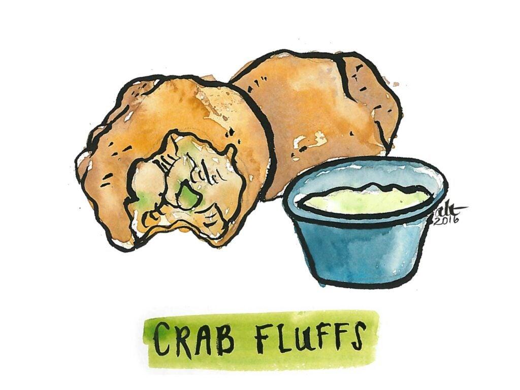 Crab Fluffs