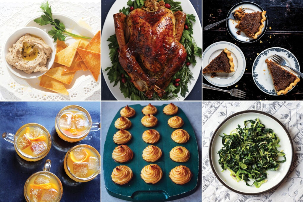 Effortlessly Elegant Thanksgiving Menu
