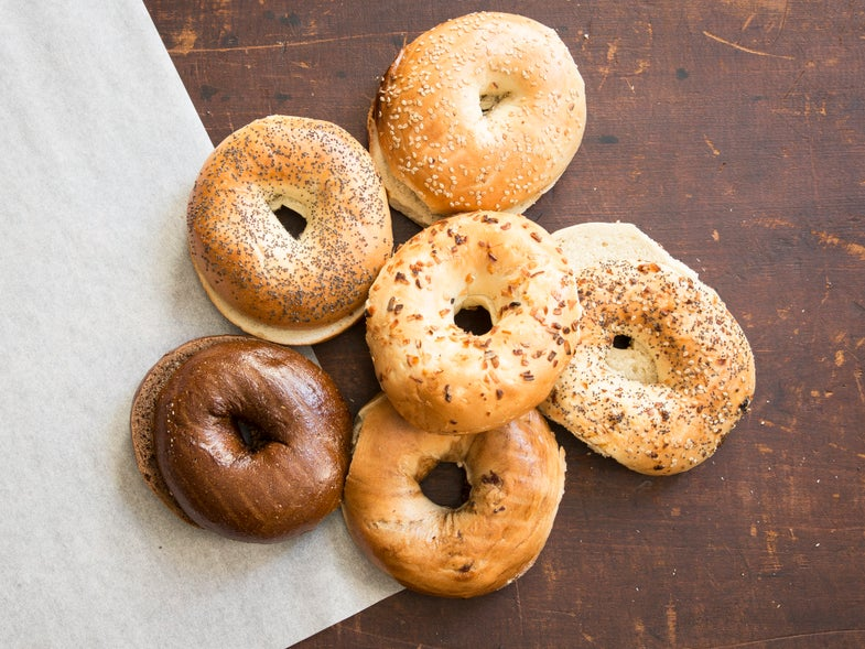 Tasting Bagels With Nathan Myhrvold