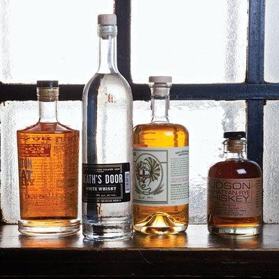 Tasting Notes: American Whiskeys