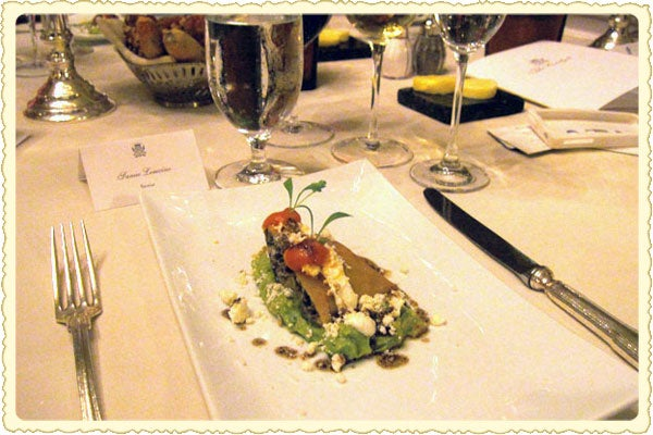 Postcard: A Mexican Feast at New York's Carlyle Hotel