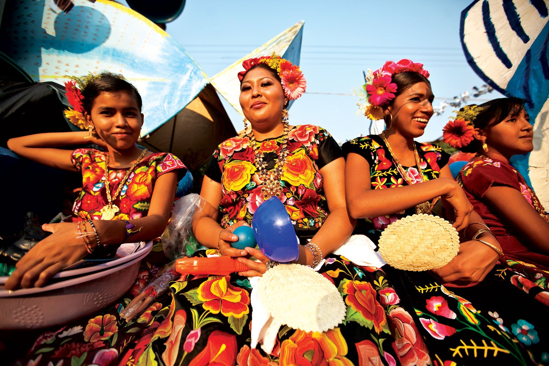 Fiesta Season in Tehuantepec