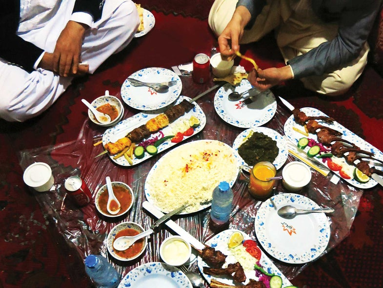 A Different Kind of Fast Food in Afghanistan