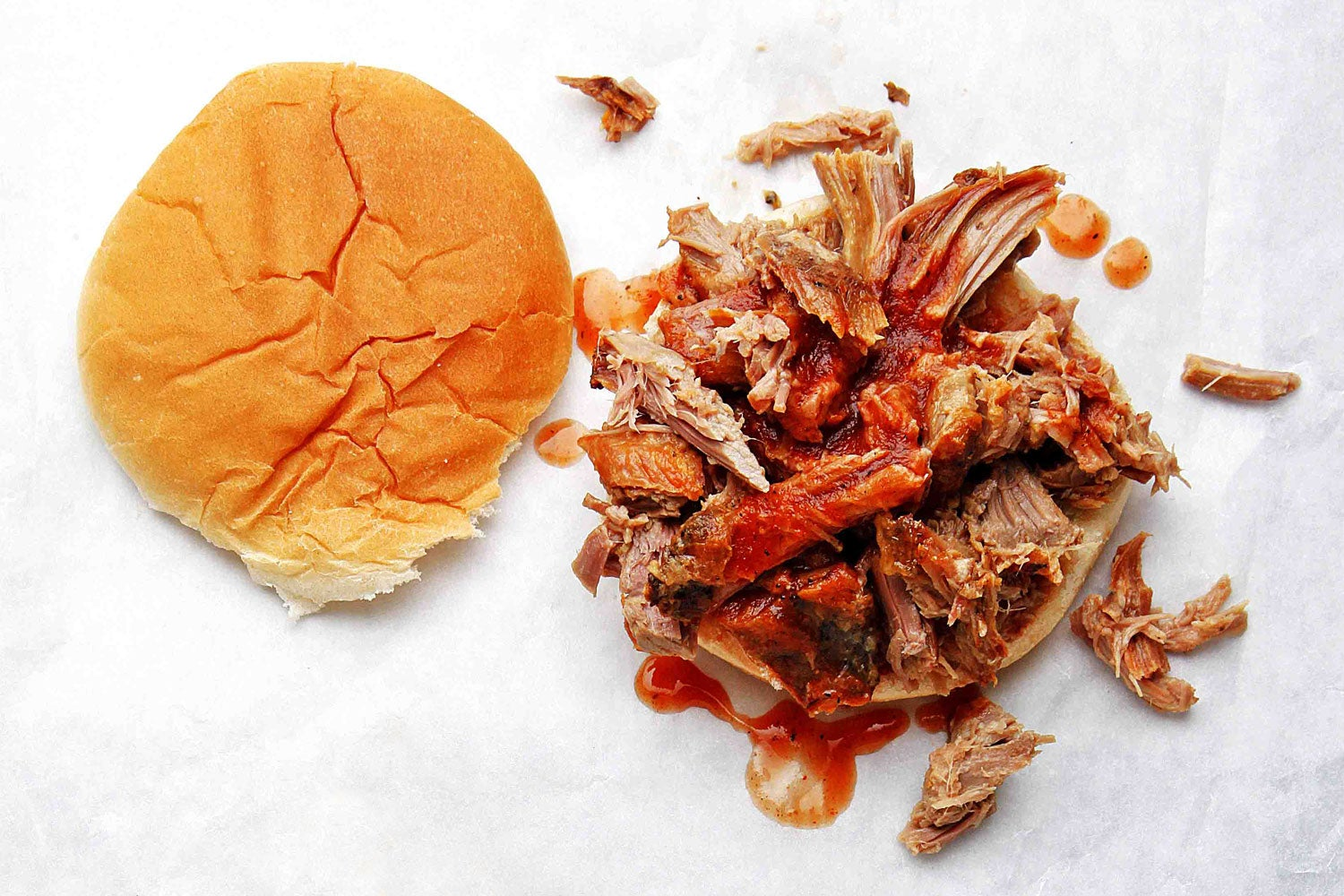 Lexington Pulled Pork