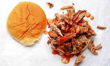 Lexington Pulled Pork