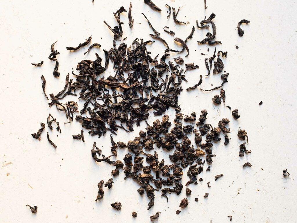 Roasted Oolong Tea