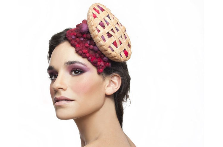 Weekend Reading: Hats That Look Like Food, Models and Carbs, and More