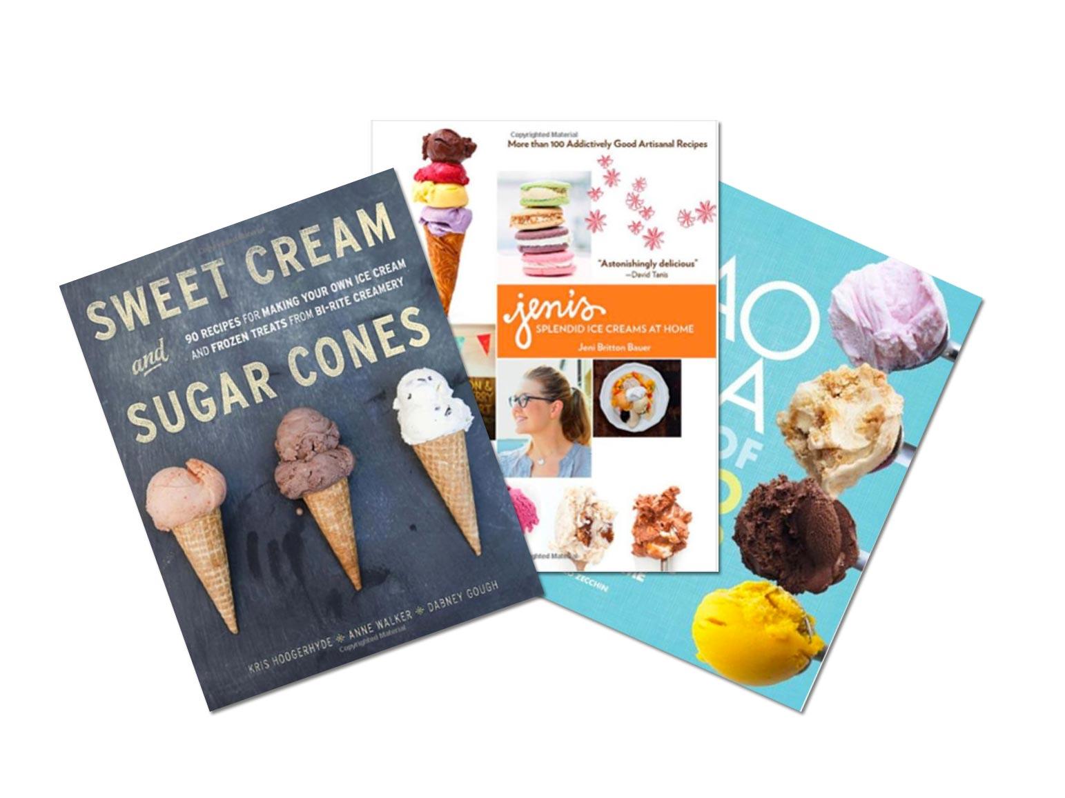 Essential Ice Cream Books