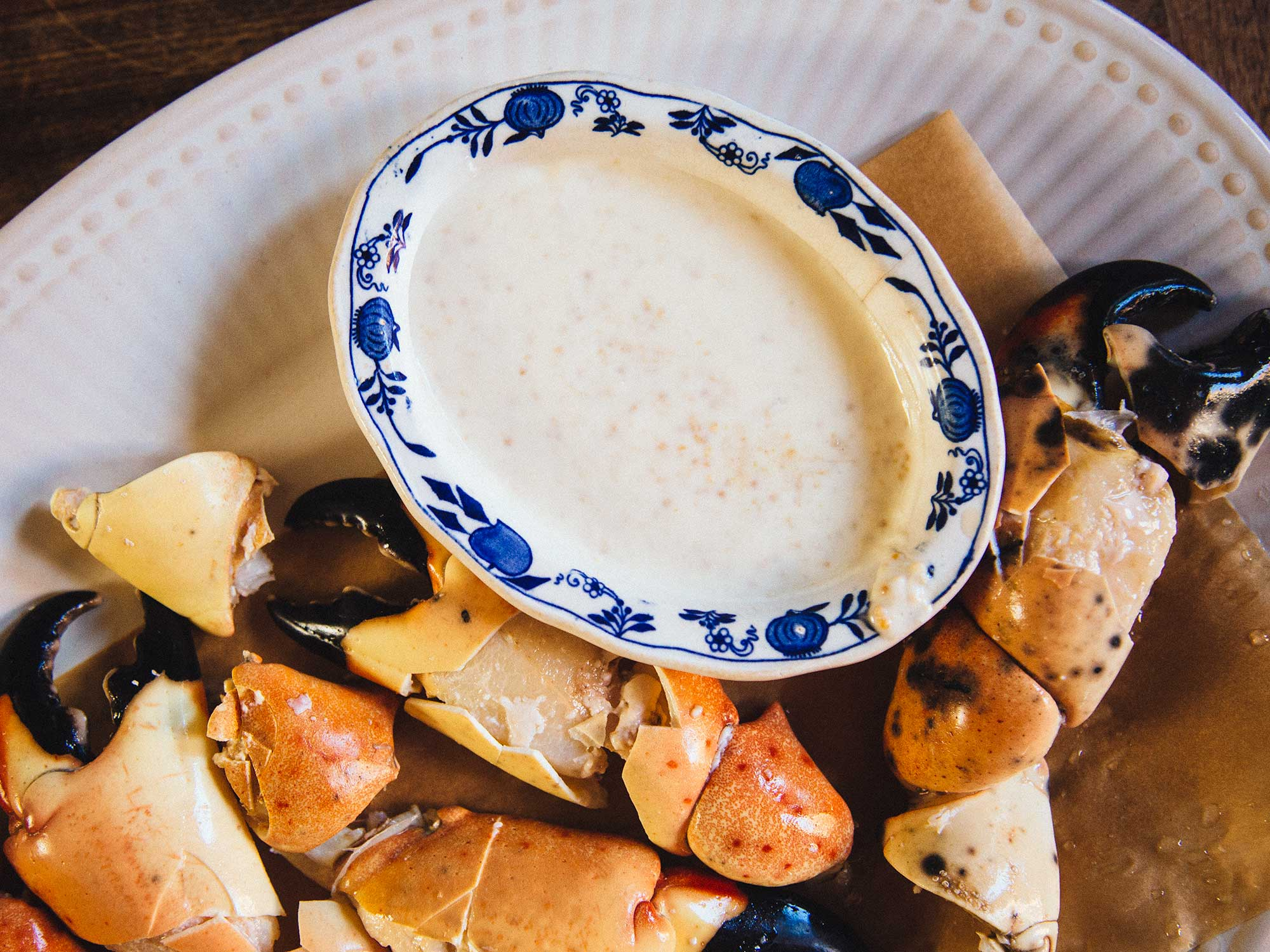 Stone Crab Dipping Sauces