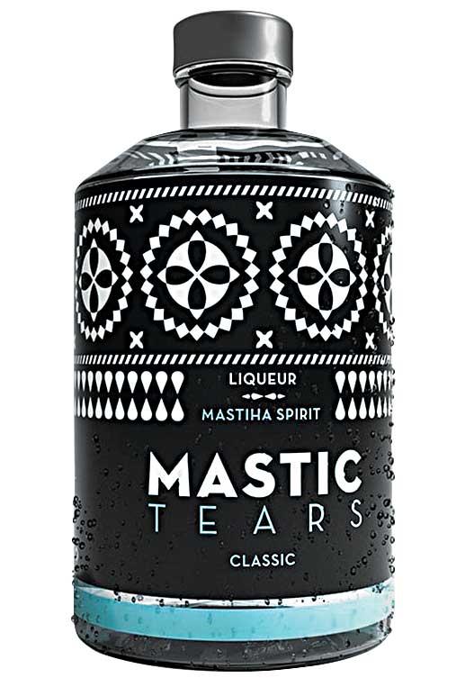 Mastic Tears liqueur