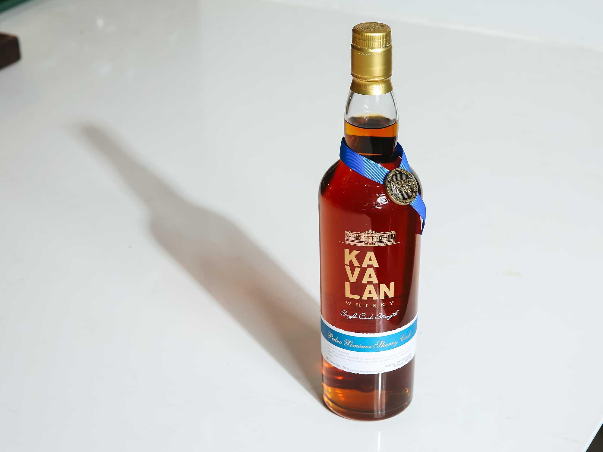 Kavalan Taiwanese Whisky