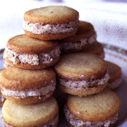 Jenny's Walnut Cookies