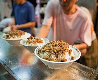 Stewed Pork Over Rice (Lu Rou Fan)