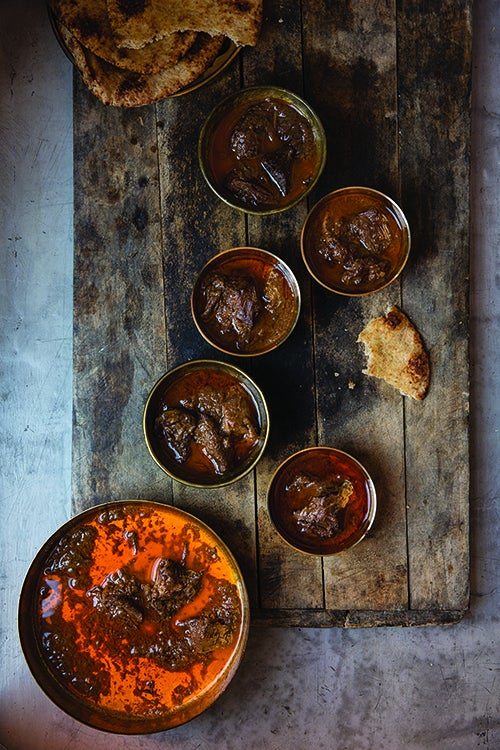 Muslim Indian Beef Stew (Nihari)