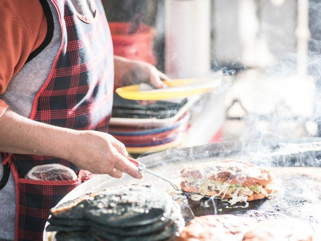Eat Mexico tortas
