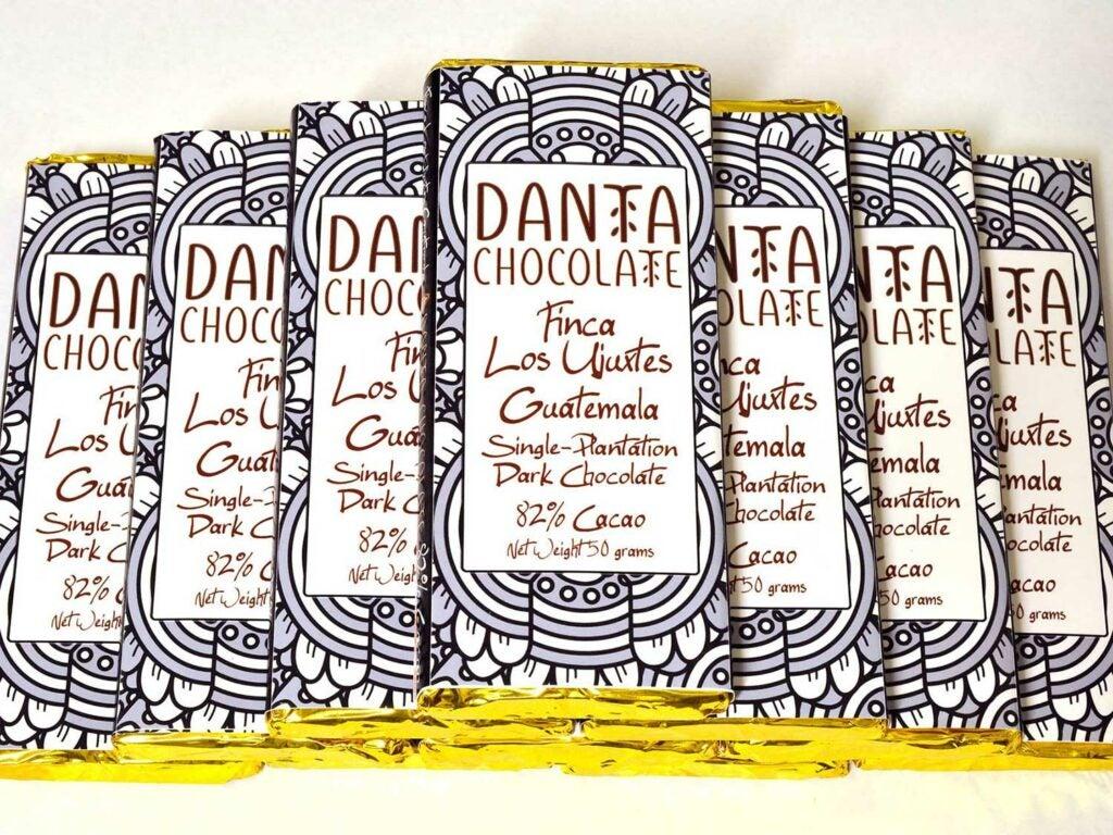 Danta Chocolate Bars