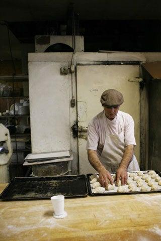 Inside Minardi Baking Company
