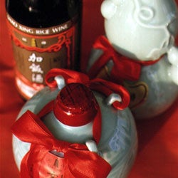 Real Chinese Rice Wine