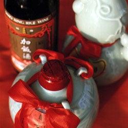 Real Chinese Rice Wine