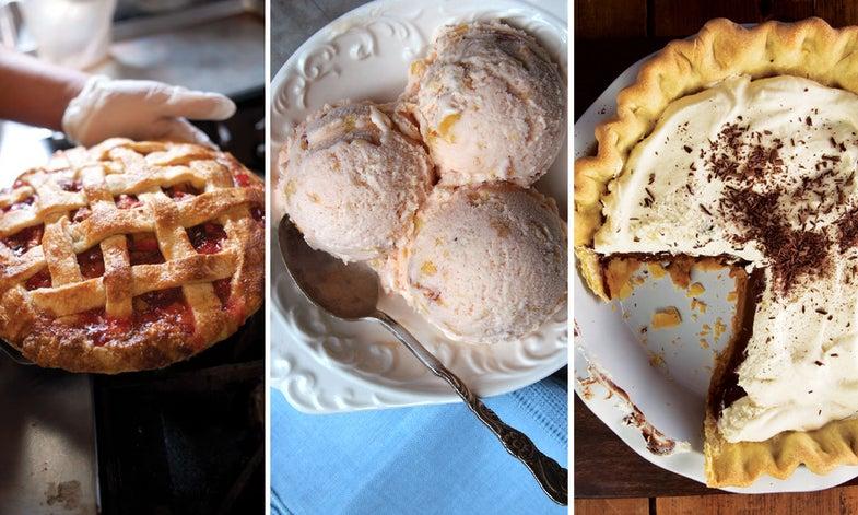 Bold Summer Pie and Ice Cream Pairings