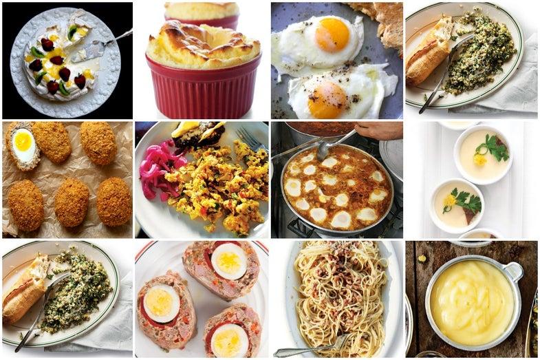 One Ingredient, Many Ways: Eggs
