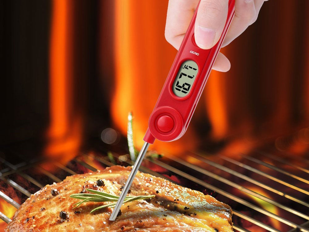 Our Favorite Instant-Read Thermometer