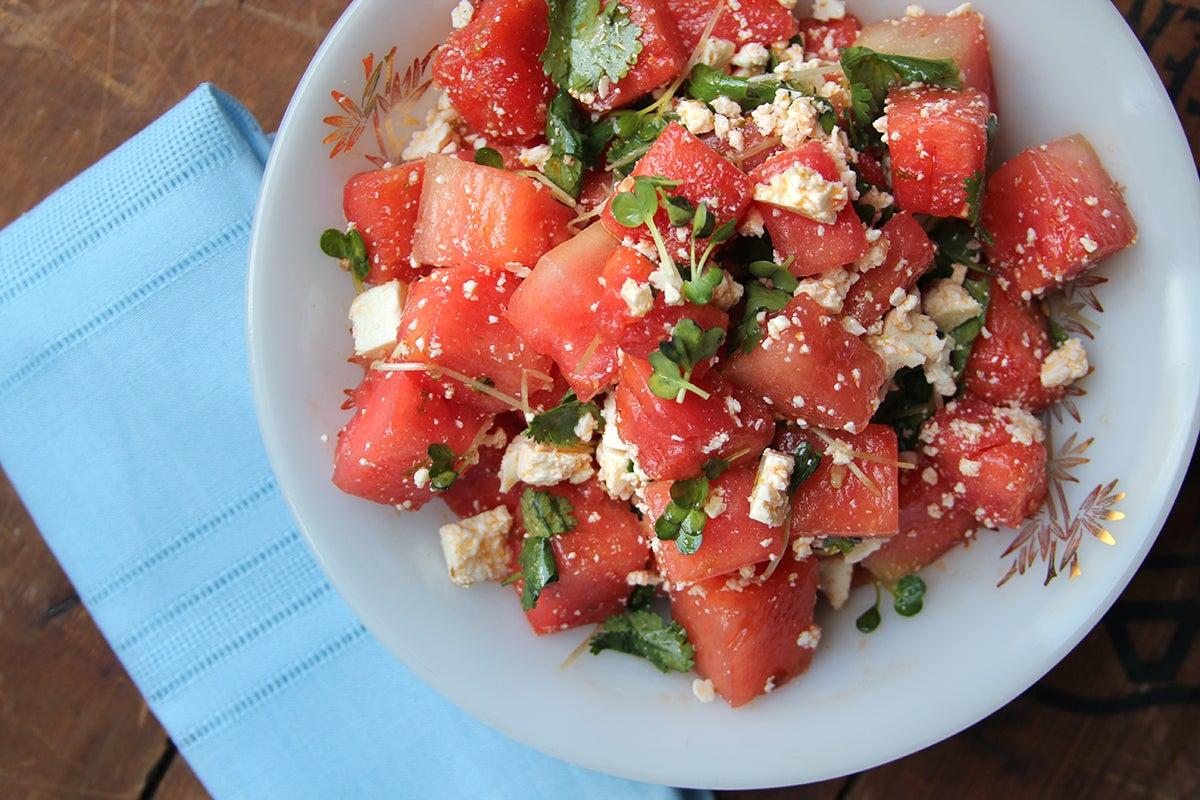 Watermelon Recipes That Celebrate Summer's Juiciest Fruit