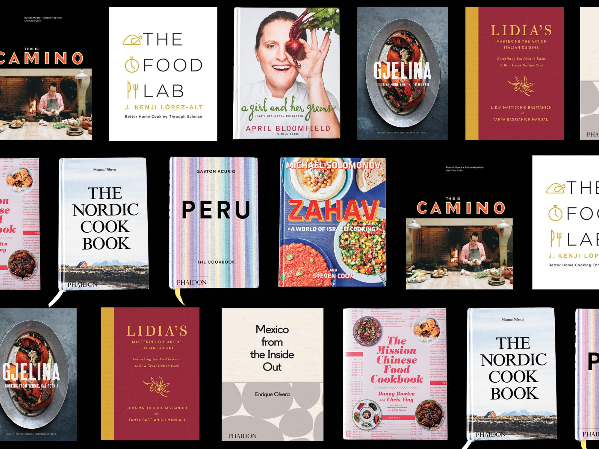 Saveur 100 2016 Top Cookbooks