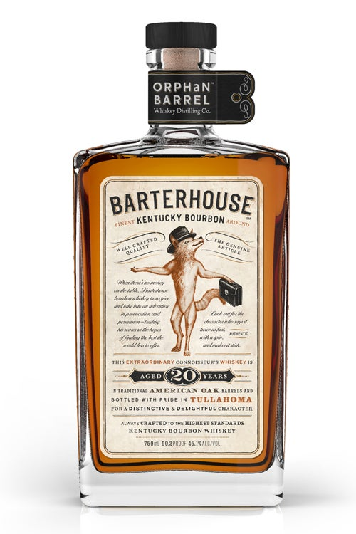 Drink This Now: Barterhouse Bourbon