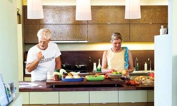 It Takes Two: Inside Mary Sue Milliken's Kitchen