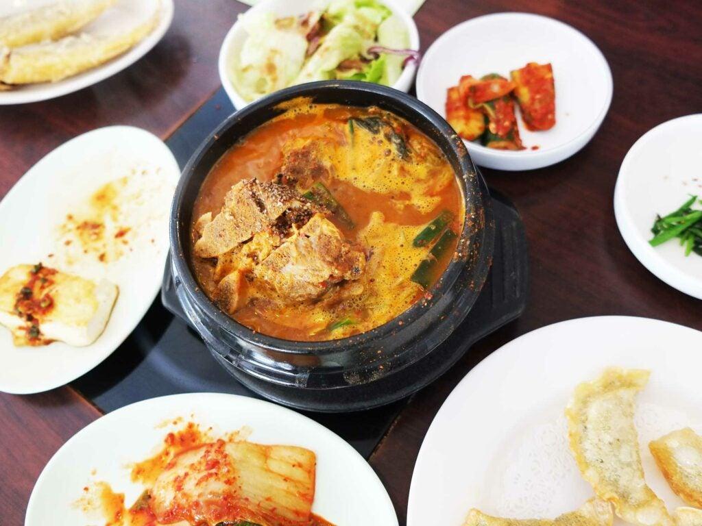 Korean Food Fort Lee NJ