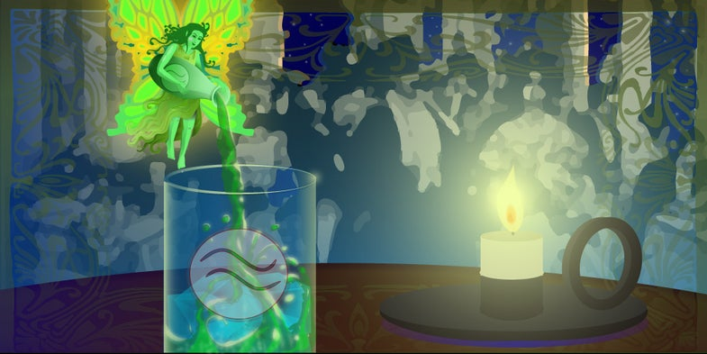 Mixstrology: Aquarius