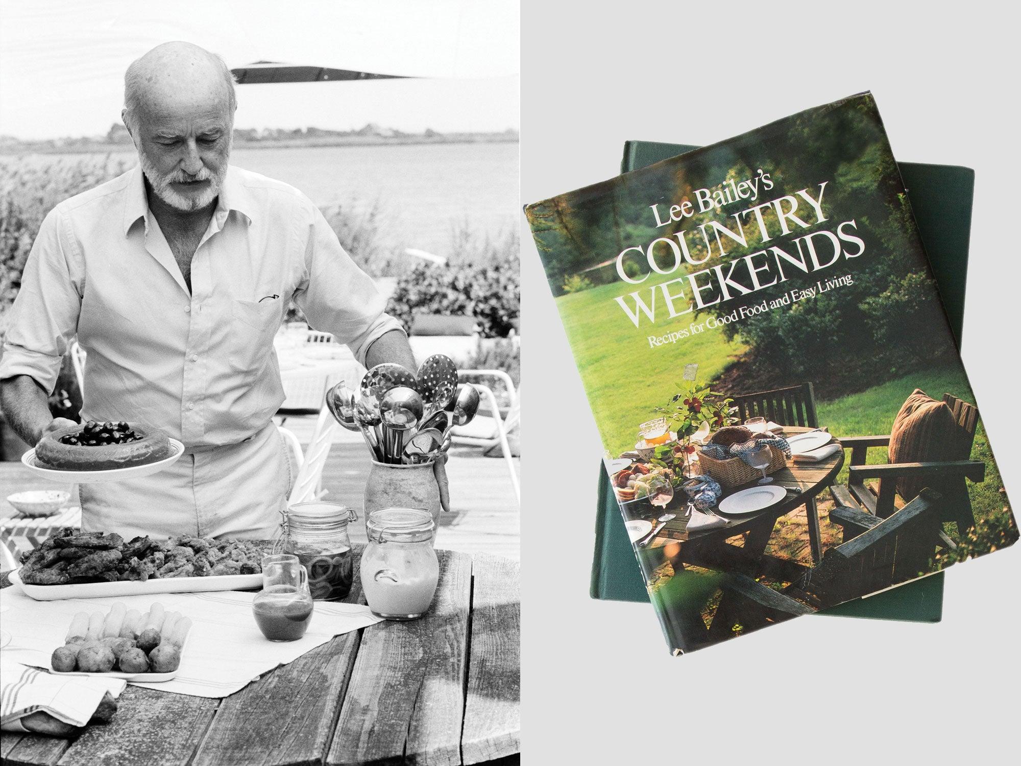 Lee Bailey; Country Weekends