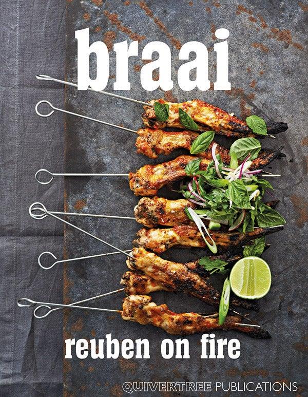 Braai – Reuben on Fire