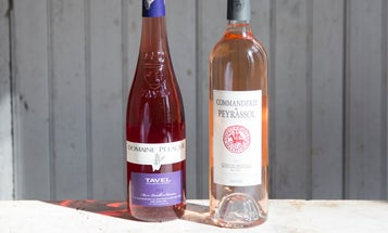 How To Judge A Rosé By Its Color