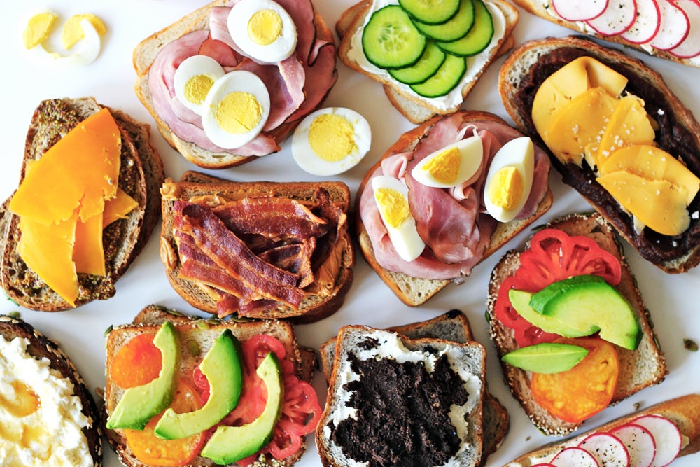 Perfect Pairs: Two-Ingredient Sandwiches
