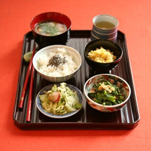 The Makings of a Japanese Breakfast
