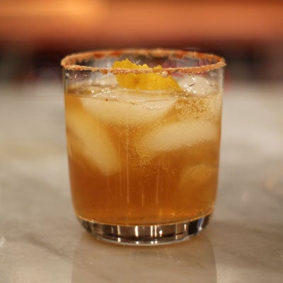 The Retox Cocktail: An Alcoholic New Year's Cleanse
