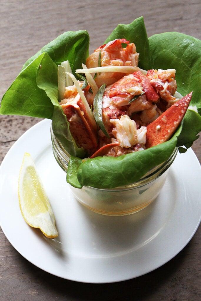 Cru Lobster Cocktail