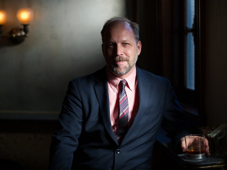 How Robert Simonson Cleared Up the Muddled History of the Cocktail Renaissance