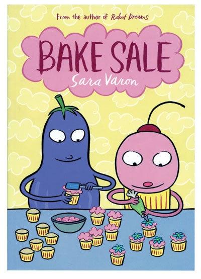 Bake Sale comic book