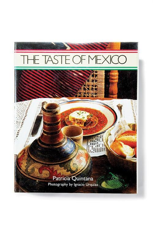 A Taste of Mexico book